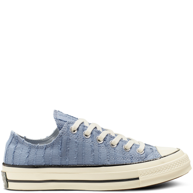 Chuck 70 Fray Me Crazy Low Top productafbeelding