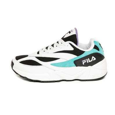 FILA V94 M Low (Black / Blue Curacao / Violet) productafbeelding