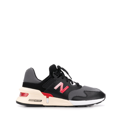 New Balance 997 low top trainers - Zwart productafbeelding