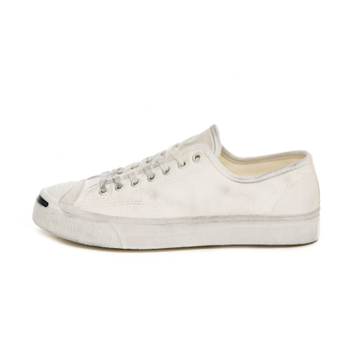 Converse Jack Purcell OX (Egret / Black / Egret) productafbeelding