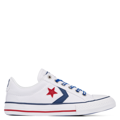 Star Player Canvas Low Top productafbeelding