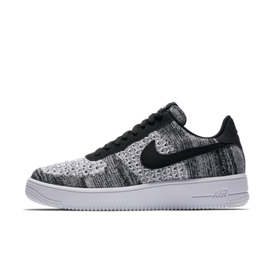 Nike Air Force 1 Flyknit 2 'Black' productafbeelding