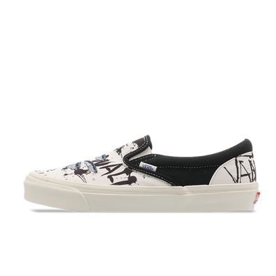 Ralph Steadman X Vans Slip-On 'Tuna' productafbeelding