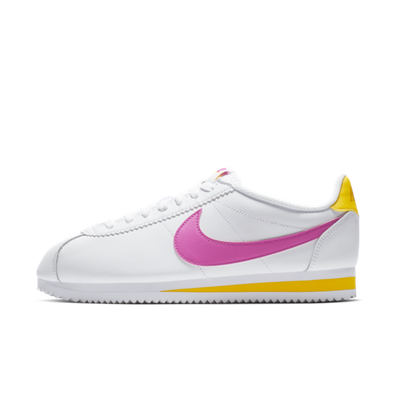 Nike WMNS Classic Cortez 'Laser Fuchsia' productafbeelding