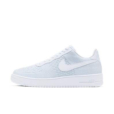 Nike Air Force 1 Flyknit 2.0 'Pure Platinum' productafbeelding