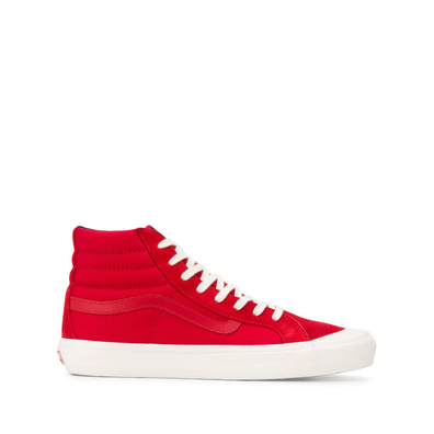 Vans hi-top lace up productafbeelding