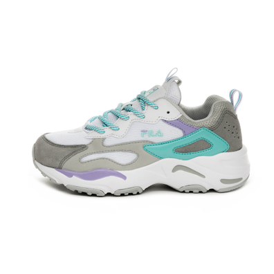 FILA Ray Tracer Wmn (White / Violet Tulip / Blue Curacao) productafbeelding