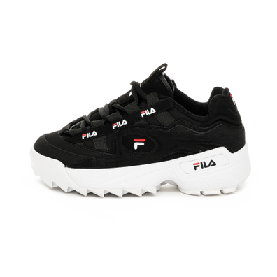 FILA D-Formation Wmn (Black / White / Fila Red) productafbeelding