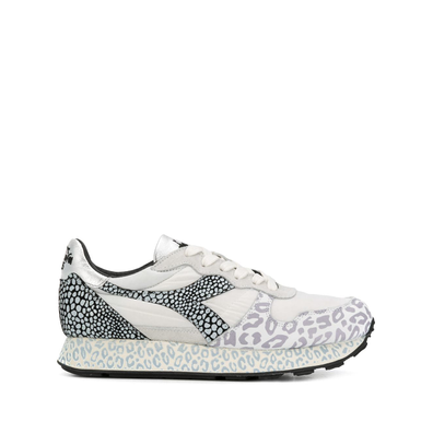 Diadora leopard print panelled productafbeelding