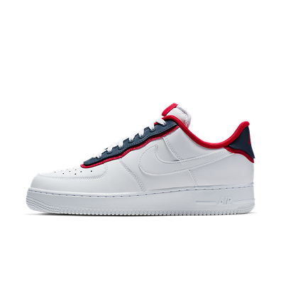 Nike Air Force 1 ´07 LV8 1 'Obsidian/University Red' productafbeelding