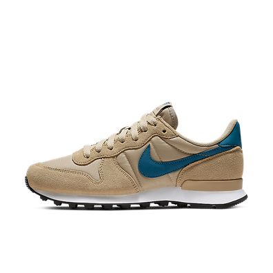Nike Wmns Internationalist (Parachute Beige / Blue Force - Summit Whit productafbeelding