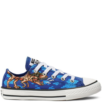 Chuck Taylor All Star Dino's Beach Party Low Top productafbeelding