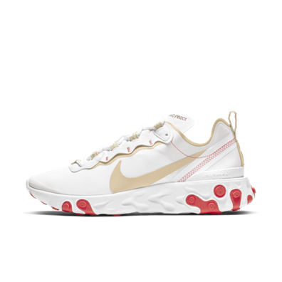 Nike WMNS React Element 55 'Ember Glow' productafbeelding