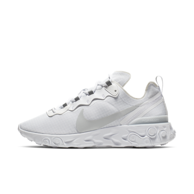 Nike React Element 55 'Triple White' productafbeelding