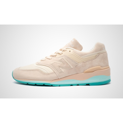 "New Balance M997RSA - Made in USA ""Coastal Pack - apricot"" productafbeelding"