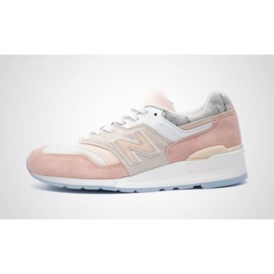 "New Balance M997LBH - Made in USA ""Coastal Pack - rosa"" productafbeelding"