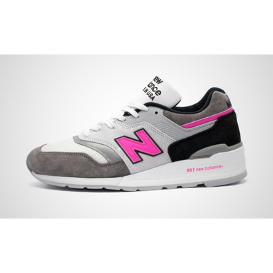 "New Balance M997LBK - Made in USA ""90's Fluorescents"" productafbeelding"