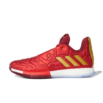 Marvel X adidas Harden Vol. 3 'Iron Man' productafbeelding
