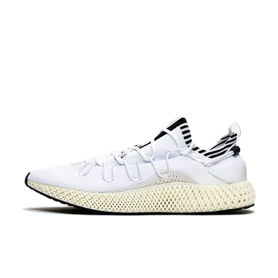 adidas Y3 4D Runner 'White' productafbeelding