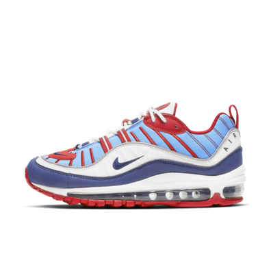 Nike Air Max 98 'Blue' productafbeelding