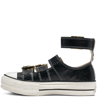 Converse x Koché Mary Jane Low Top productafbeelding