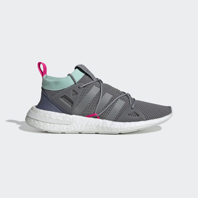 adidas Arkyn W Grey Three/ Clear Mint/ Shock Pink productafbeelding