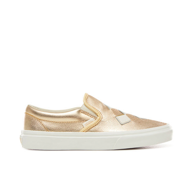 Vans Classic Slip-On 'Brushed Gold' productafbeelding