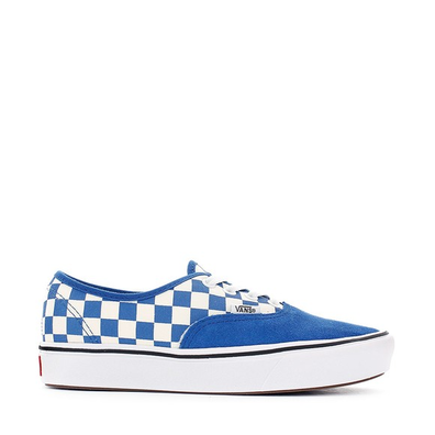 Vans ComfyCush Authentic (Checker) Lapis Blue/ True White productafbeelding