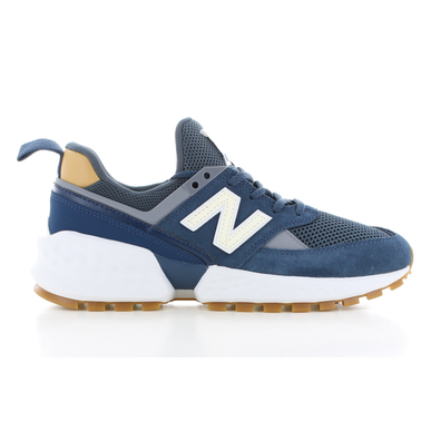 New Balance WS574JSD Blauw Dames productafbeelding