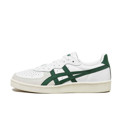 Asics GSM white/hunter green productafbeelding