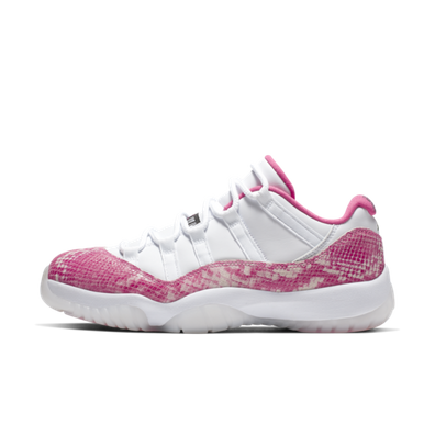 more photos 18966 e7158 Air Jordan 11 Low WMNS  Pink Snakeskin