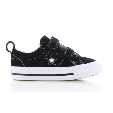 Converse One Star 2V OX Zwart productafbeelding