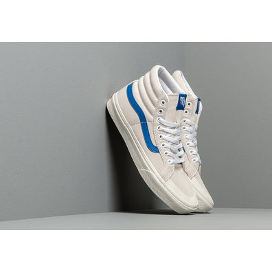 Vans SK8-Hi Reissue 138 True White/ Lapis Blue productafbeelding