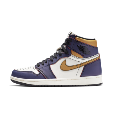 Nike SB X Air Jordan 1 OG 'Lakers' productafbeelding