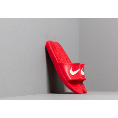 Nike Kawa Shower (GS/PS) University Red/ White productafbeelding