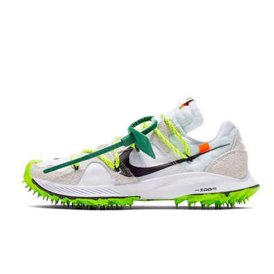 Off White X Nike WMNS Zoom Terra Kiger 5 'White' productafbeelding