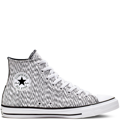 Chuck Taylor All Star Woven High Top productafbeelding
