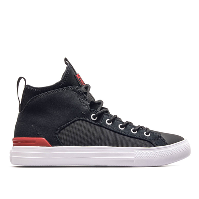 Converse AS Ultra Mid 159630C Black Red productafbeelding