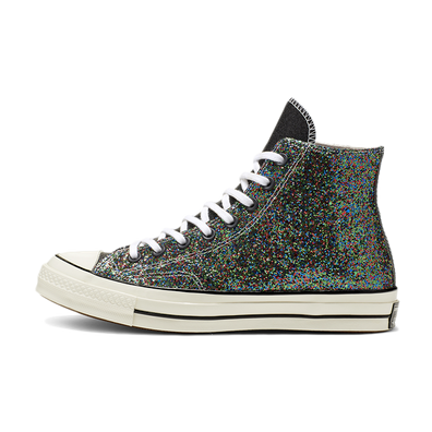 JW Anderson X Converse Chuck 70 'Black Glitter productafbeelding