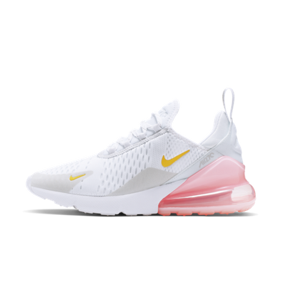 Nike WMNS Air Max 270 'White & Pale Pink' productafbeelding
