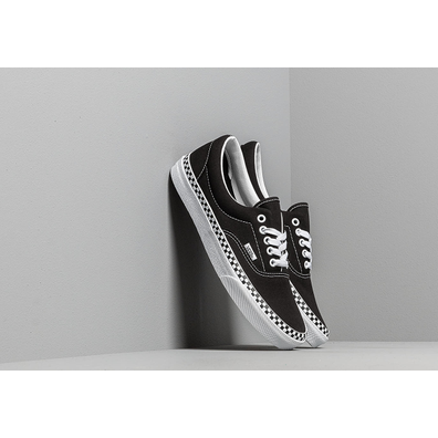 Vans Era (Check Foxing) Black/ True White productafbeelding