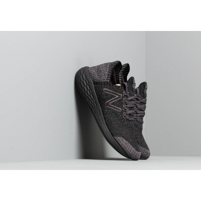 New Balance Cruz Black/ Grey productafbeelding