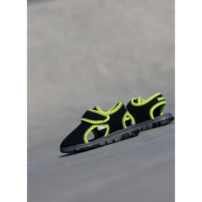 Reebok Wave glider black/Green TS productafbeelding