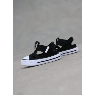 Converse Superplay Sandal black TS productafbeelding