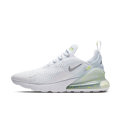 Herren Sneaker Air Max 270 Pure White Silver productafbeelding