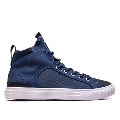 Converse CTAS Ultra Mid Navy Black White productafbeelding