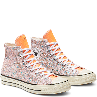 Converse x JW Anderson Chuck 70 Glitter High Top productafbeelding