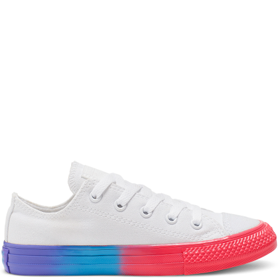 Chuck Taylor All Star Rainbow Ice Low Top productafbeelding