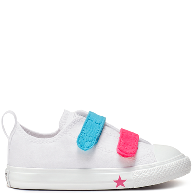 f452be00ce1 Chuck Taylor All Star Glow Up Hook and Loop Low Top