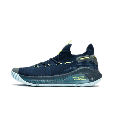 Under Armour Curry 6 'Navy' productafbeelding